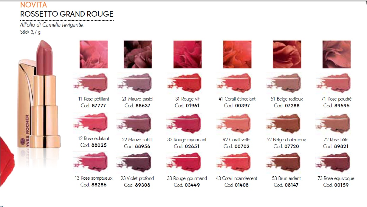 Rocher Yves Grand Rouge Yves Grand Rossetto Yves Rouge Rocher Rossetto qzGMSVUp