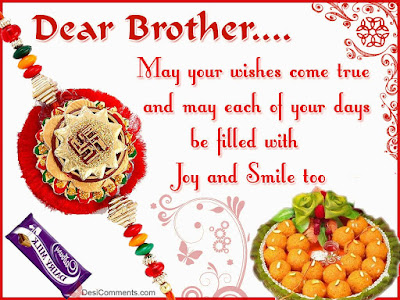 Happy Rakhi Whatsapp Images DP for Brother