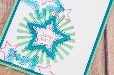 Stampin' Up! Super Star Team Congratulations Cards.  Join Stampin' Up! UK here