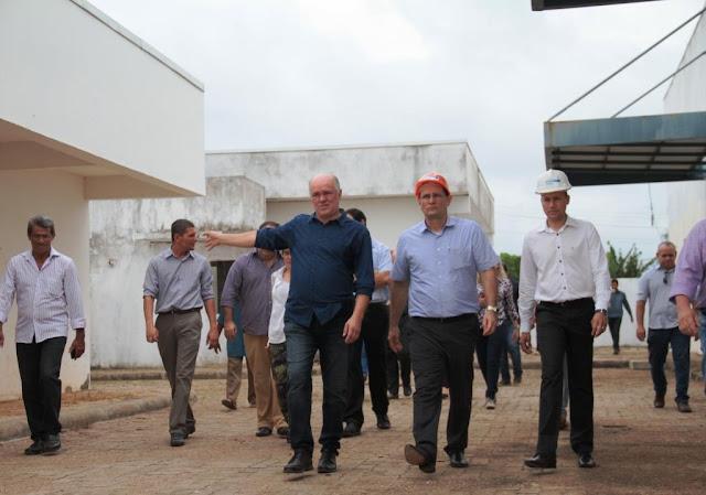 Governo cobra recursos do Ministério da Saúde para retomar obras do hospital regional de Guajará-Mirim
