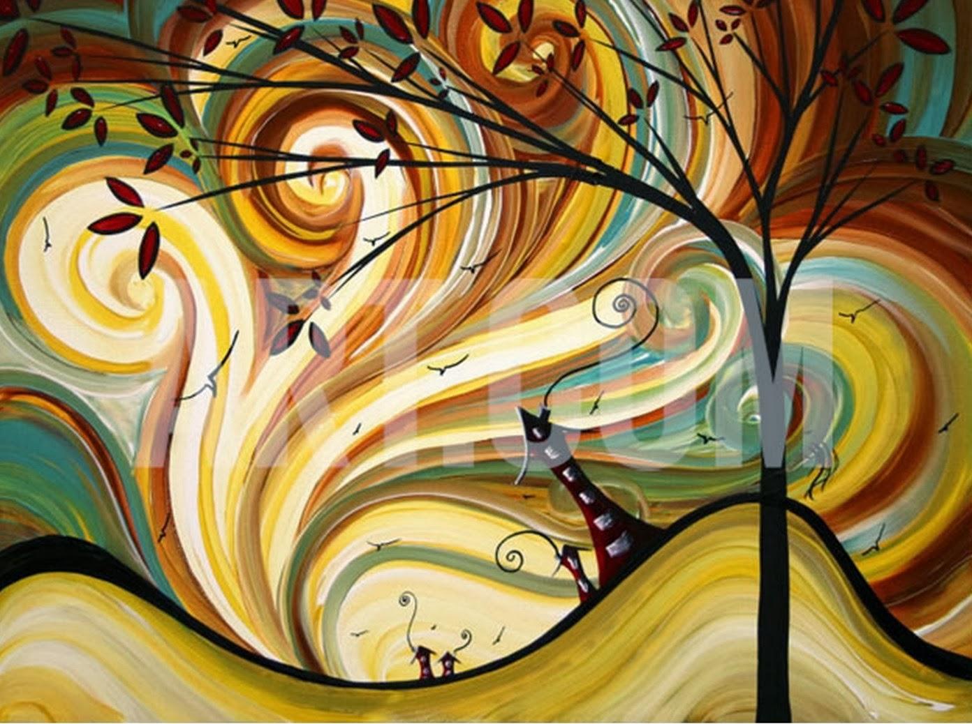 Cuadros modernos pinturas y dibujos cuadros modernos for Imagenes cuadros abstractos modernos