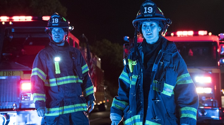 Station 19 - Episode 1.01 - 1.02 - Pilot/Invisible To Me - Promos, Promotional Photos + Synopsis