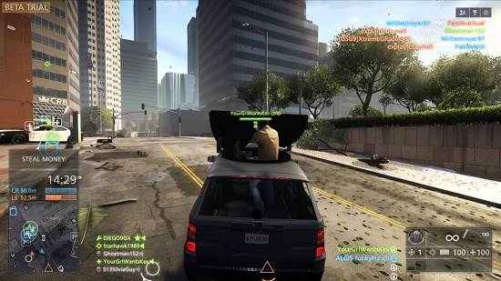 Battlefield Hardline PC Game