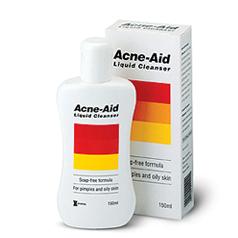 ผลิตภัณฑ์รักษาสิว Acne Aid