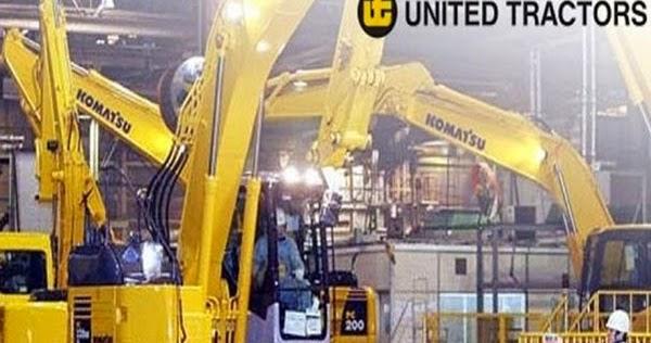 Lowongan Kerja PT United Tractors, Tbk Tersedia Banyak