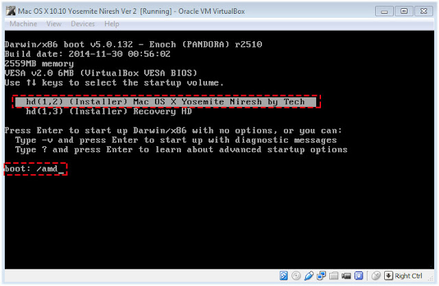 Niresh Mac OS X Yosemite 10.10.1 ISO Download