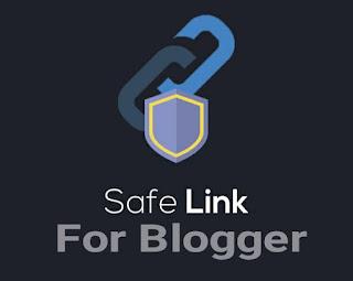 Safelink Blogger