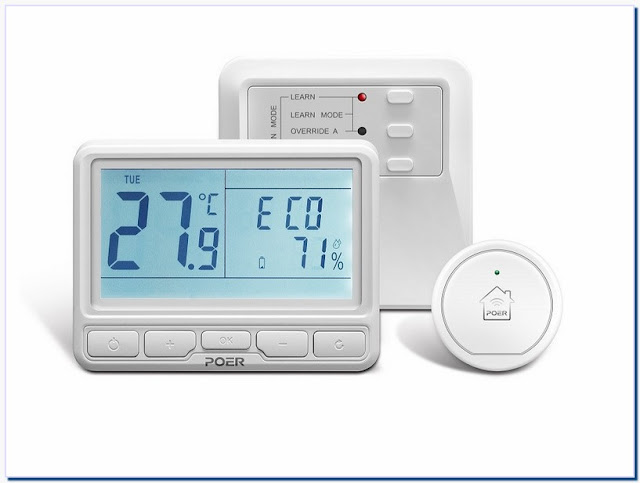 Cheap wifi thermostat control