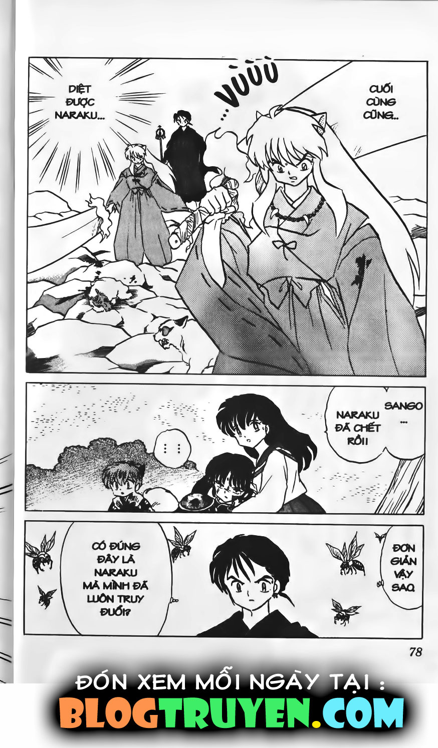 Inuyasha vol 10.5 trang 3