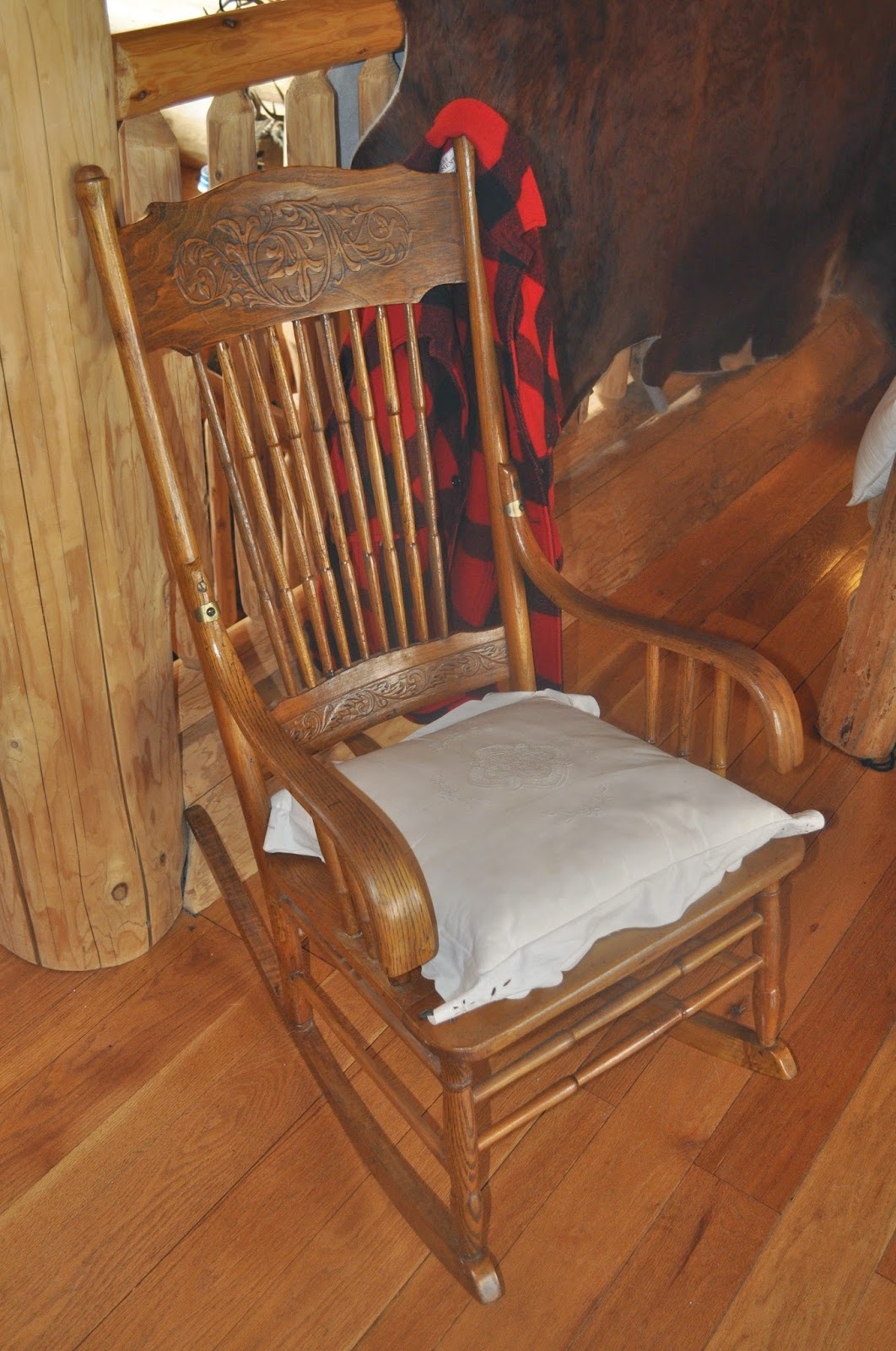 Aunt Priscilla Has A Rocking Chair Navy Blue Desk Old And Ridiculous