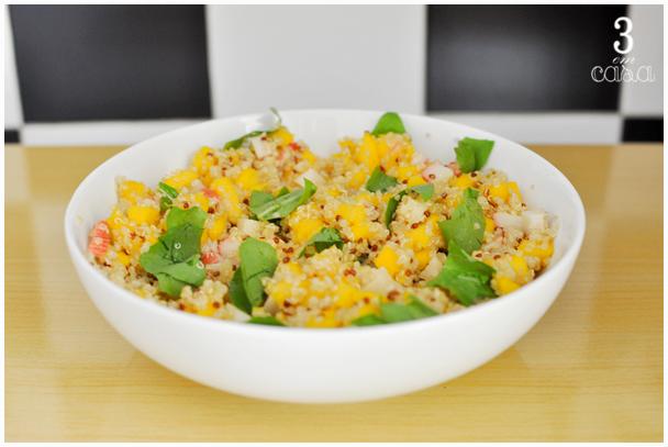 salada quinoa