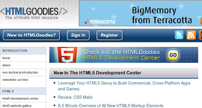 HTMLgoodies