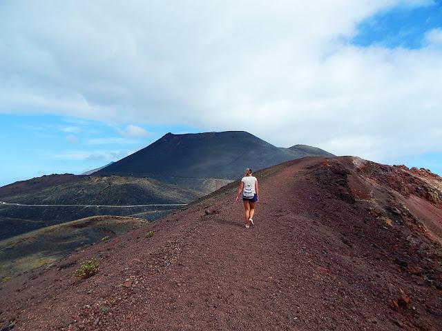 Trasa wulkaniczna - La Palma