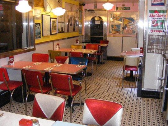 restaurantes diners en Nueva York jackson hole