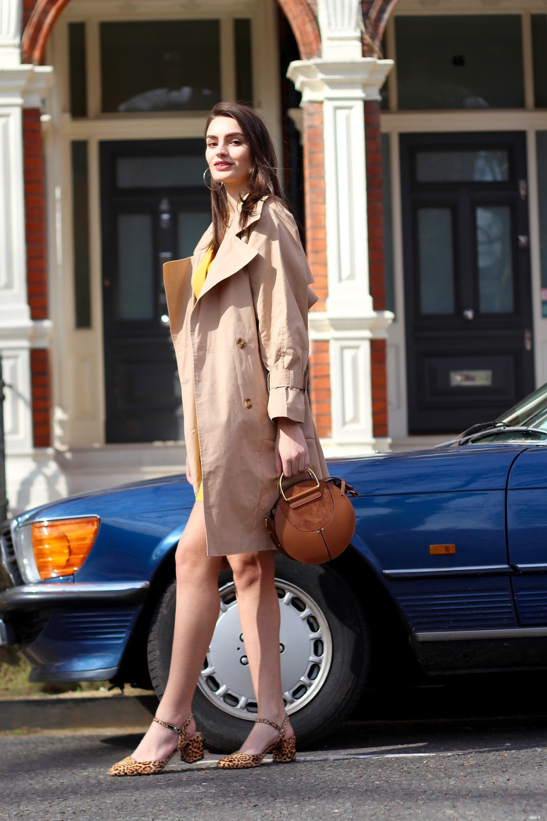peexo spring style trench coat