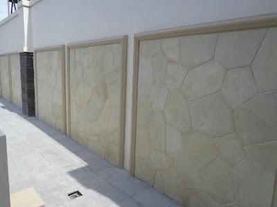Jasa Tukang Taman Surabaya - Batu Alam