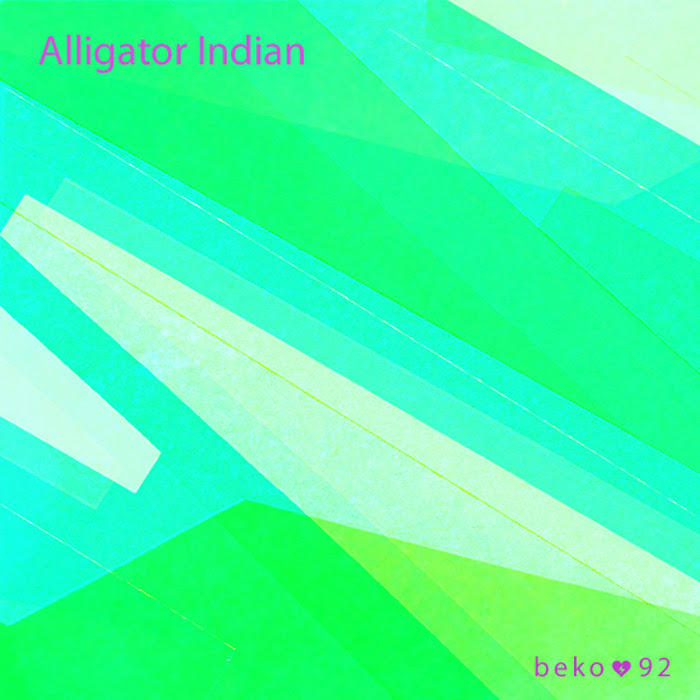Alligator Indian - beko 92