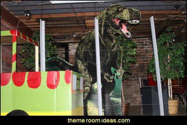 Tyrannosaurus Rex Large Dinosaur Standee