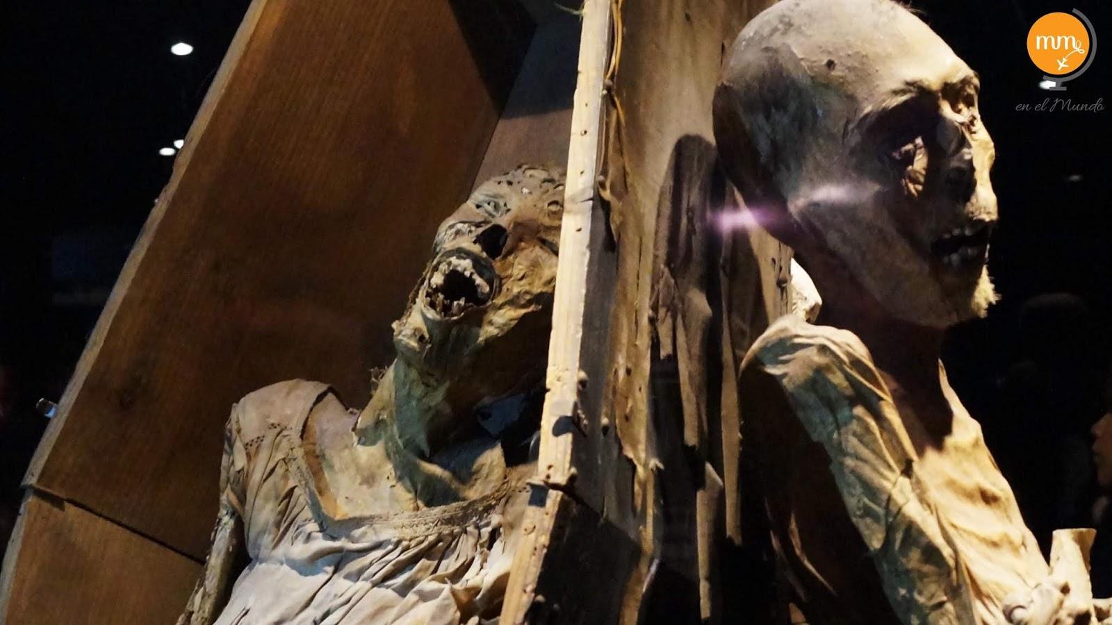 Ludzka wystawa z ostatnich chwil życia - niecodzienne muzeum w Guanajuato.