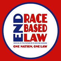 click pic ... End Race Based Law in Canada