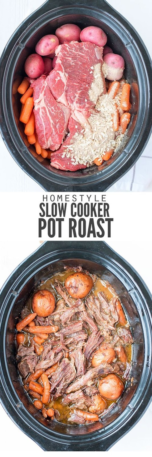 Classic Crock Pot Roast