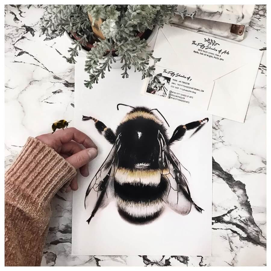 08-Huge-Bumblebee-Solene-Pasquier-www-designstack-co