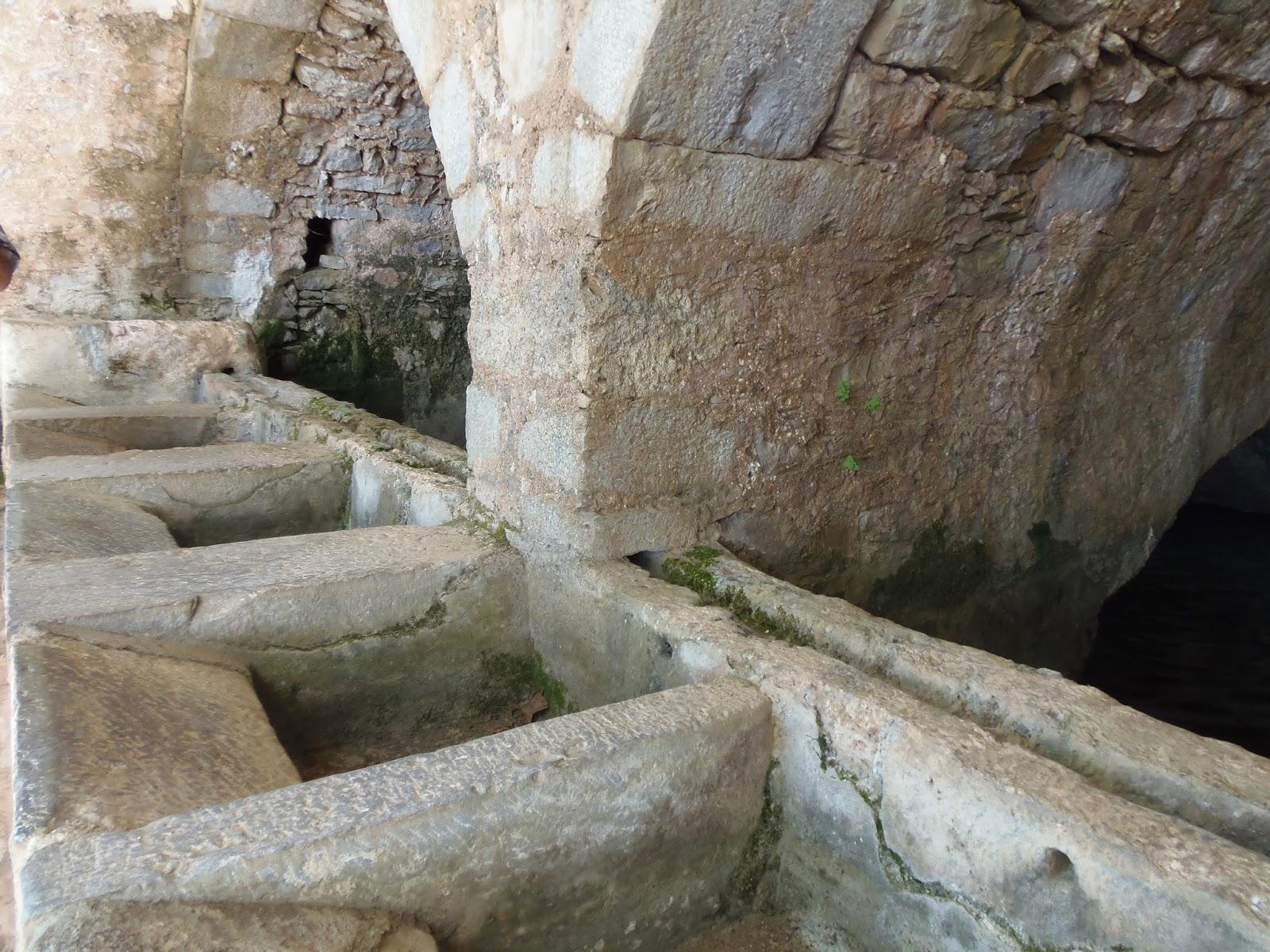 spring water, washing, maids, crete, hersonissos, greece, travel, travel blogger