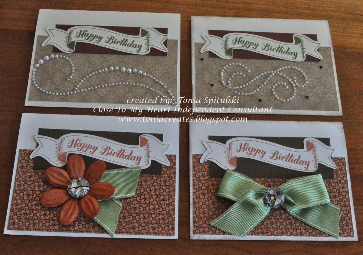 Tonia Creates - A Fun Place to Scrapbook, Stamp & Make Cards