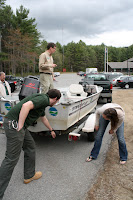 Adirondack Park Invasive Plant Program & Partners Take Their AIS Show On-The-Road: DEC Campground Operations Staff Training