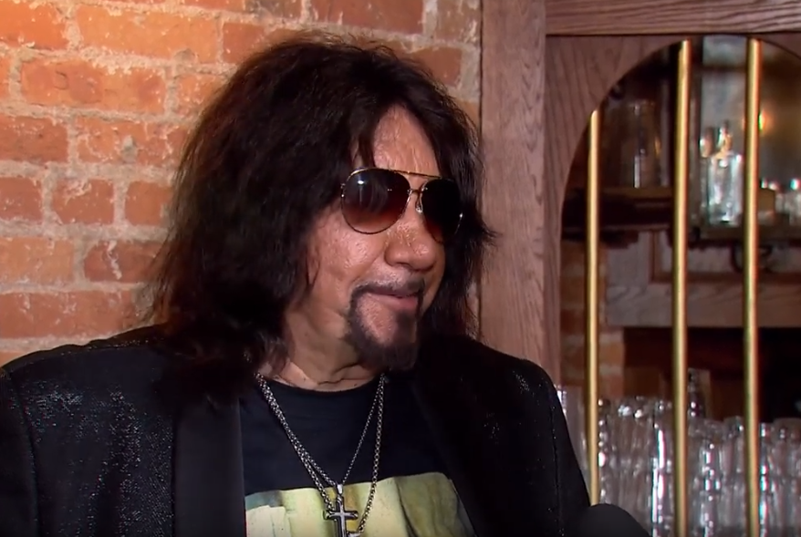News 12 Goes One-On-One with Ace Frehley