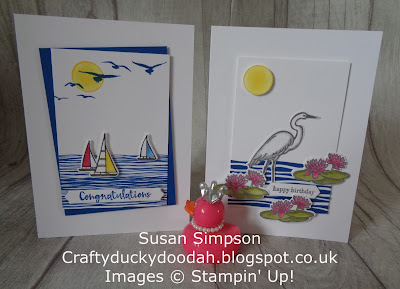Craftyduckydoodah!, Lilypad Lake, High Tide, Fabulous Flamingo, July 2018 Coffee & Cards Project, Stampin' Up! UK Independent  Demonstrator Susan Simpson, Supplies available 24/7 from my online store,