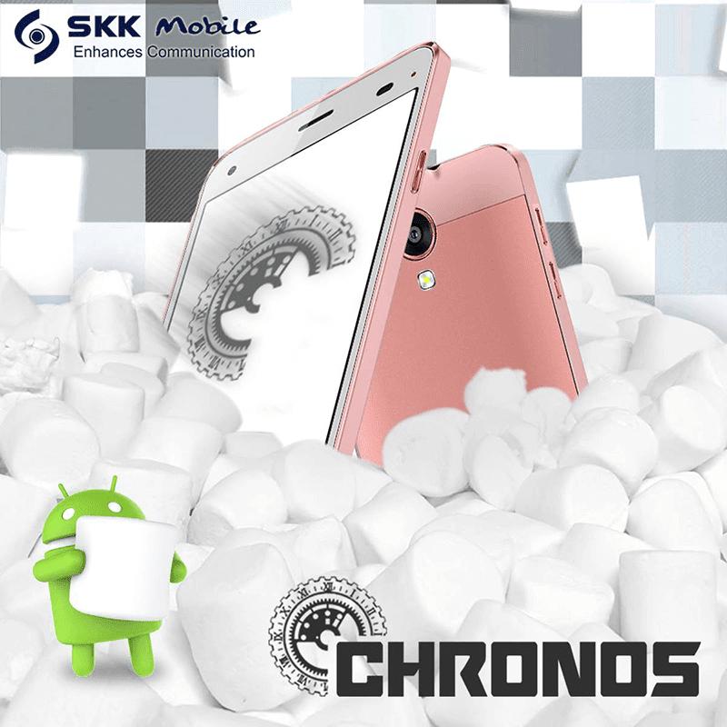 SKK Chronos Marshmallow