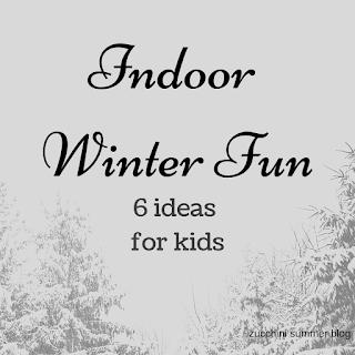 fun ideas for inside, winter fun, inside ideas for kids, fun indoor activities for kids, kids winter break