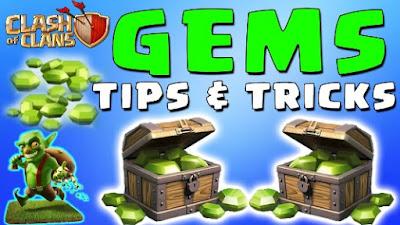 Cara Menambah Jumlah Gems Dalam Bermain CoC Secara Gratis