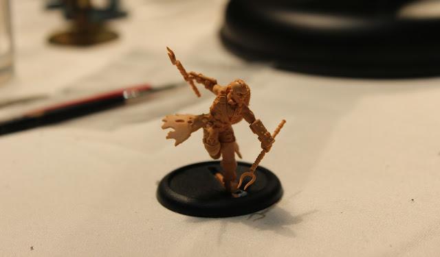 Skulk 3D print