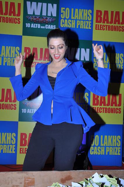 Actress Hamsa Nandini New Photos