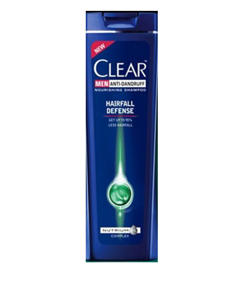 Clear Men Hair Fall Defense Shampoo 250 ML