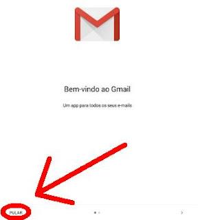 Como entrar no email gmail no celular