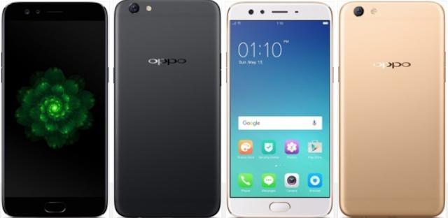 إنتاج نسخة من هاتف Oppo F3 بلس بذاكرة عشوائية 6 جيجابايت