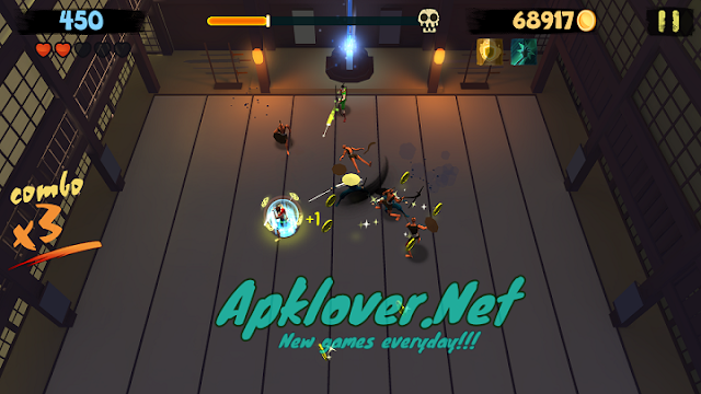 Sword of Justice hack & slash MOD APK