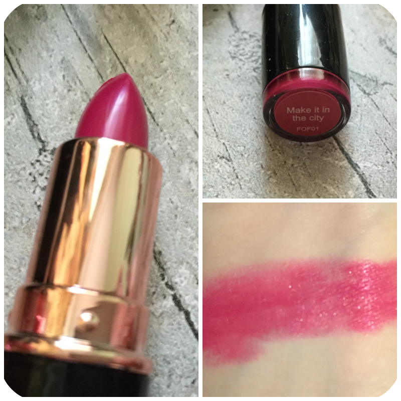 makeup revolution iconic pro lipstick make it in the city review