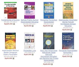 Daftar Lengkap Buku Terbitan penerbit Sagung Seto Bag. 3