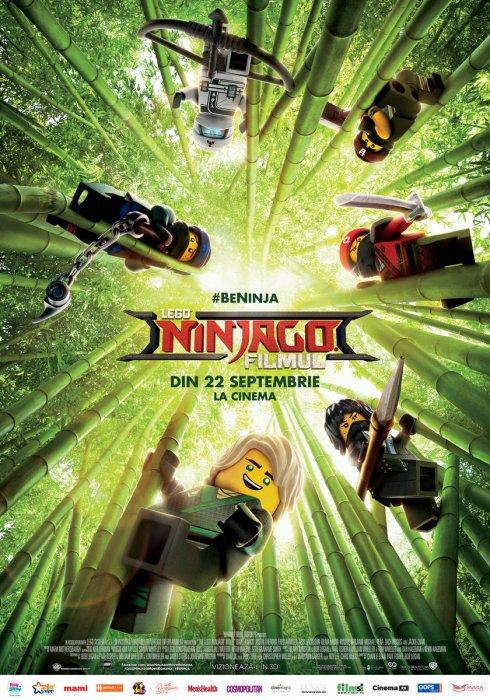 Lego Ninjago Online In Romana Dublat Episodul 1