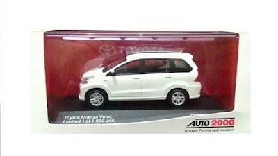 Diecast Grand New Avanza Harga Baru 2016 Toyota All Veloz Namablog