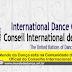 Mundo da Dança esta na Comunidade da Organização Oficial do Conselho Internacional de Dança
