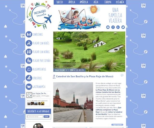 Blog de viajes con niños Pacoyverotravels