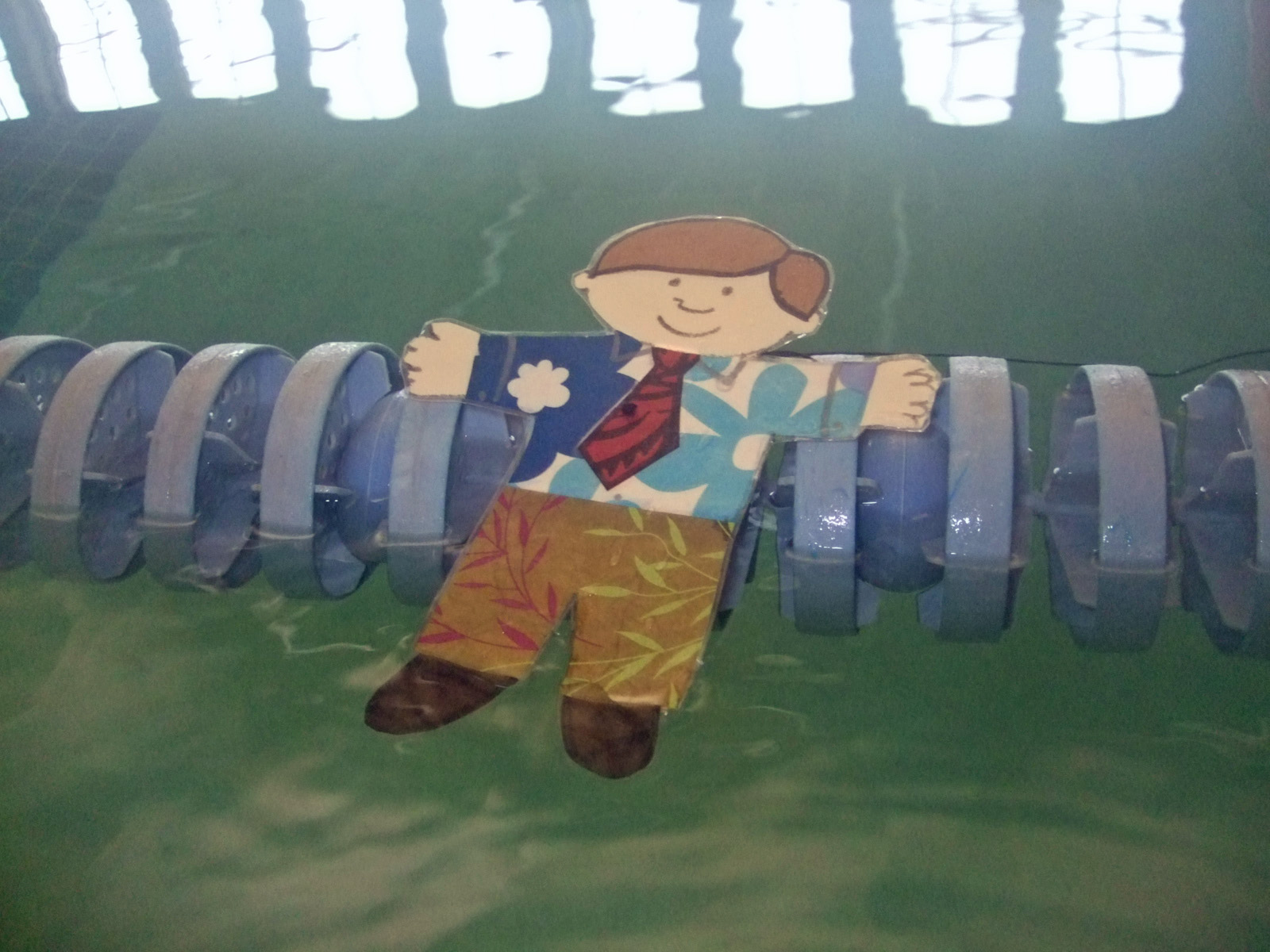 Raviolis For Lunch Flat Stanley Goes Swimming