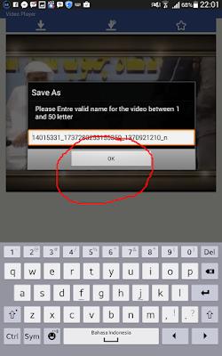 Ini Dia Aplikasi Android Untuk Mendownload Video Di Facebook