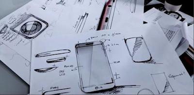 Thiết kế điện thoại LG G-series