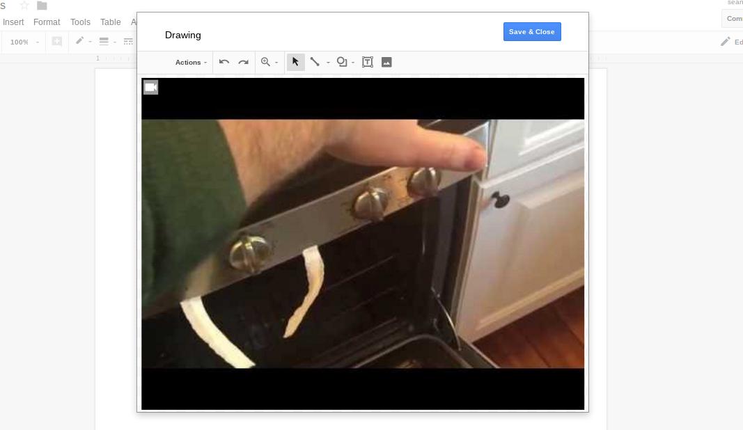 insert a pdf into a google doc